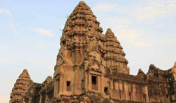 Храмовий комплекс Ангкор-Ват