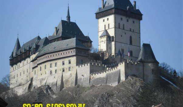 Замок Карлштейн