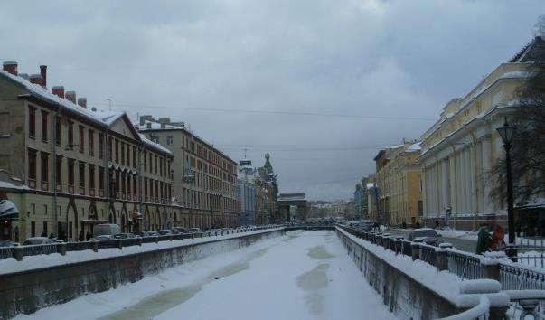 Канал Грибоєдова