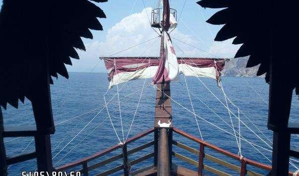 Яхта Вікінг