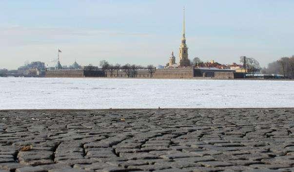 Петропавлівська фортеця