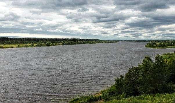 Річка Волга