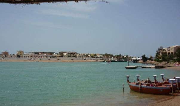Пляжі Ель-Гуни