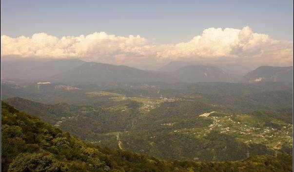 Гора Ахун