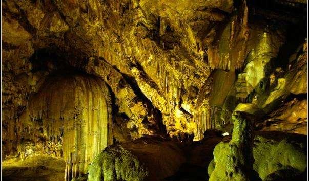 Новоафонська печера