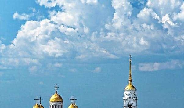 Успенський собор у Володимирі