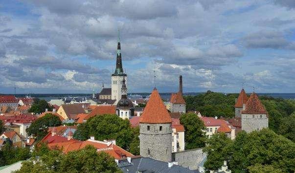 Старе місто Таллінна