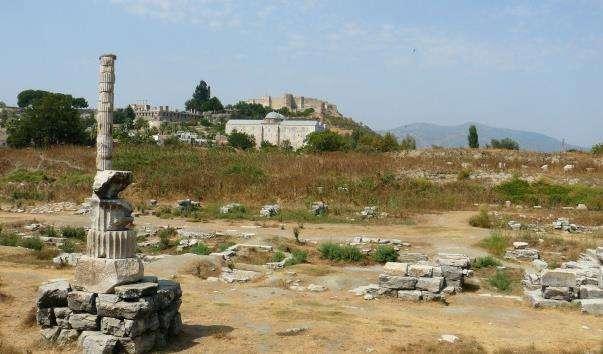 Храм Артеміди у Ефесі