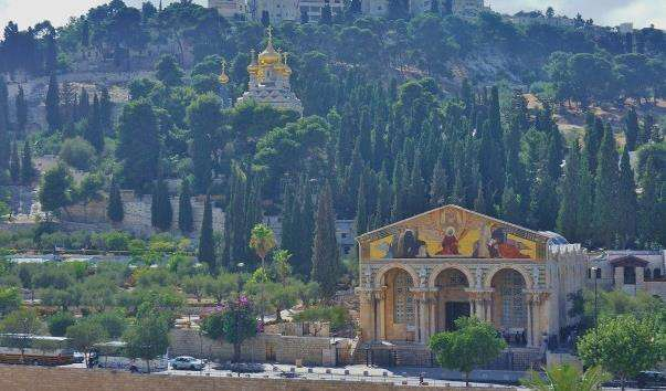 Храм Всіх Націй