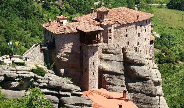 Монастирі Метеори