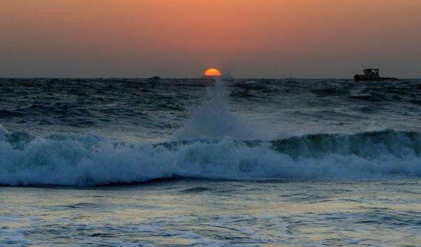 Пляж Кандолім