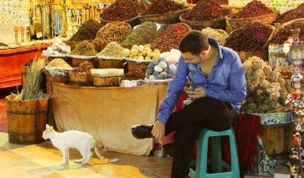 Старий ринок Шарм-ель-Шейха