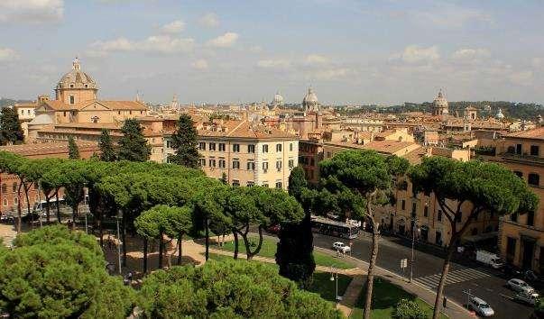 Вулички Риму