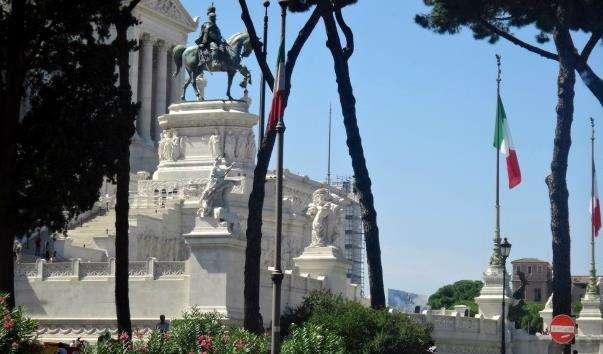 Памятник Віктору Еммануїлу II