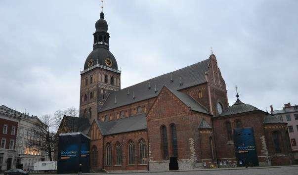 Ризький Домський собор