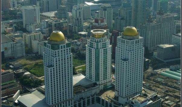 Оглядовий майданчик на 84 поверсі готелю Baiyoke Sky