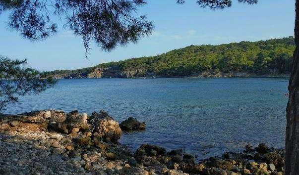 Пляжі Фаселіса
