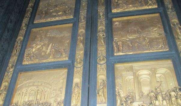 Ворота баптистерія Врата раю
