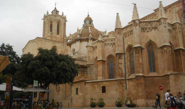 Кафедральний собор Таррагони