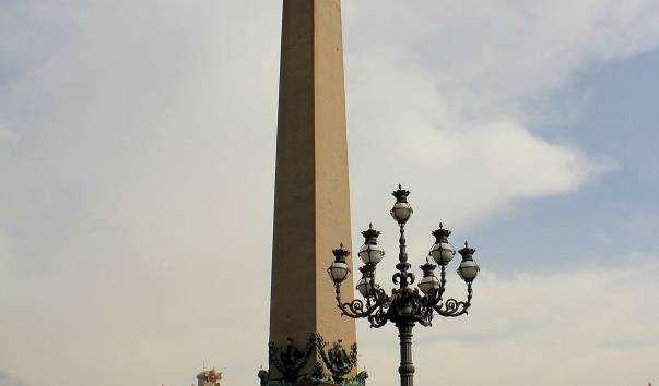 Єгипетський обеліск на площі Св. Петра