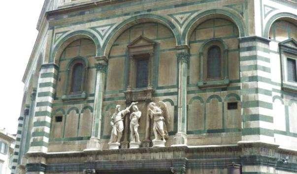 Баптистерій Сан-Джованні